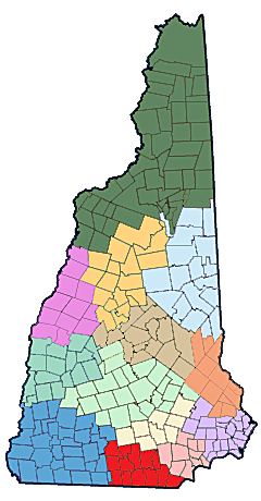 NH Public Health Networks - North Country Regional Public Health Network
