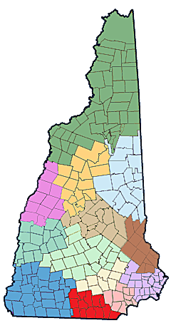 NH Public Health Networks - Strafford County Regional Public Health Network