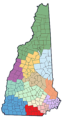 NH Public Health Networks - Upper Valley Regional Public Health Network